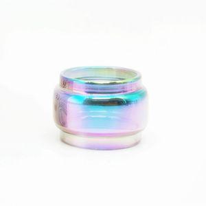 vapesoon Rainbow Bulb Pyrex Glass Tube 5ml for SMOK TFV8 Baby V2 Tank Atomizer Fit Species   Mag Grip Kit