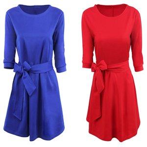 Popular European and American Dress 2020 Spring New Dress Womens Dress