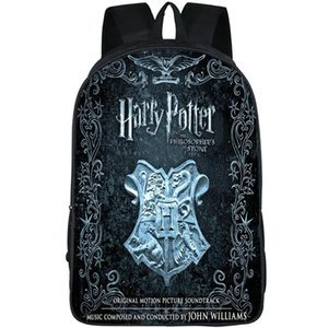 Filosofo Pietra Pacchetto Backpack Bag Packsack School H Rucksack Day Potter Tempo libero Sport Picture Hogwarts Harry Schoolbag Outdoor Daypac Uuwg