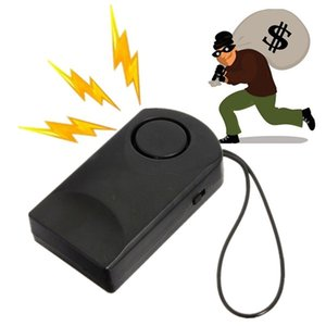 Güvenlik Koruma Taşınabilir Sensör Kol Dokunmatik Alarm 120dB Hırsızlık Kapı Güvenlik Siren Otel Emniyet Kapı Durdurma Alarmı