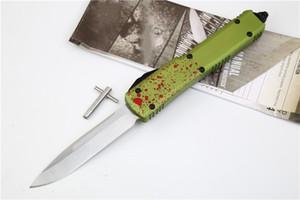 El nuevo arriver Miech UT cuchillo plegable del bolsillo de la UA matic Caza 70 supervivencia de la lámina benhmade regalo de Navidad para los hombres copias