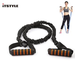 ITSTYLE Nylon Resistance bands Strength Exerciser Training Fitness Equipment Elastic rope Yoga Rally Rally Chest expander