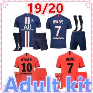 2019 2020 New men soccer jersey kit maillot football jerseys 19 20 Maillot de foot mens football shirt kits Camiseta de futbol