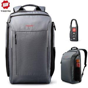 Tigernu Marca 15.6 pollici Laptop Backpack Mochila Donna Uomo Zaini impermeabili borse casual, Viaggio Zaino Sacchetti di scuola T191021