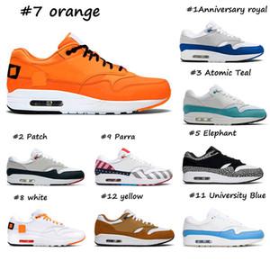 2020 vente chaude mode se vend bien Undercover Hommes Femmes Chaussures Running Tour Jaune clair Bleu Orange Pee mens sneakers pas cher chaussures formateurs
