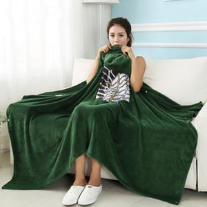 Gerçek fotoğraflarla Titan Battaniye Cloak Shingeki No Kyojin Anketi Kolordu Cloak Cape Fanila Cosplay Kostüm Hoodie Saldırı Y200109