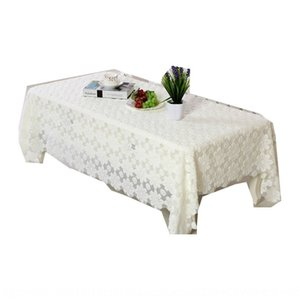 Hollow-out Lace white cover towel square rice white tea table cloth square lace tablecloth tea table Thunder fresh