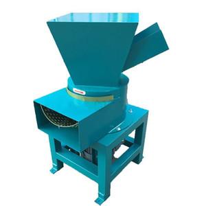 Trituradora y trituradora de esponja automática de máquina trituradora de espuma pequeña