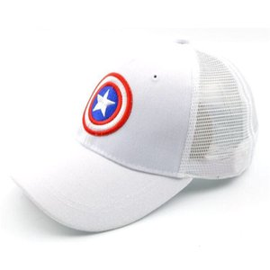 Casquettes Superman enfants garçons Cap Captain America pour enfants filles visières Chapeaux drôle enfants Cartoon Chapeau mignon