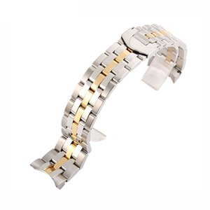 Suitable for the United States TUDUDOR watch accessories Stainless steel bracelet Chun series men's mechanical watch 20 21mm