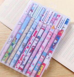 Chancery gel pens papelaria office school supplies stationary canetas coloridas color pen ball-point pen carbon pen YYSY108