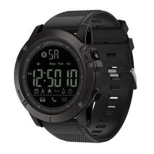 Relógio inteligente Waterproof 2.019 homens mulheres Android moda esporte da aptidão Relógio Barómetro Altímetro Termômetro smartwatch relógio de pulso Relogio