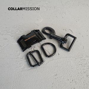10pcs / lot (metal fivela + ajustar fivela + D + anel de metal cão fecho / set) fivela de liberação rápida gravado fivela proporcionar laser de 25 milímetros serviço de gravura