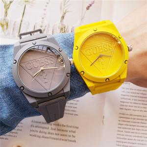 Toptan! Amerikan Markası sıcak tarzı öğrenci Ucuz bir saat Kaliteli Marka Erkek spor silikon sevgilisinin izle İndirim Orologi saatler izle