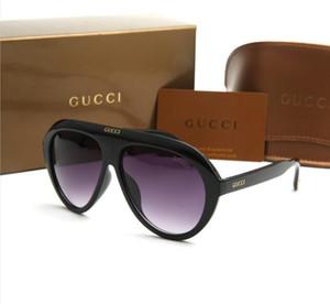 3660 도매 금속 사각 프레임의 UV 저항하는 선글라스 복수 자 아이언 맨 회색 안경 남성 패션 여름 쥬얼리 액세서리