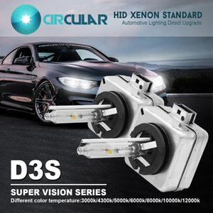 HID Headlight Xenon Blub D1S D1R R2S D2R D3S D3R D4S D4R Car Light Bi Xenon Headlight Kit 12V