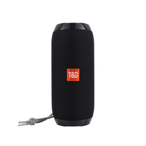 TG106 Portable Wireless Bluetooth Speaker Outdoor Stereo Bass USB TF FM Radio Audio Wireless Speaker Bluetooth For Mobile Phone