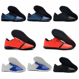 2019 en kaliteli erkek kapalı çim futbol ayakkabıları Phantom VNM Pro-IC TF futbol cleats ucuz futbol çizmeler yeni