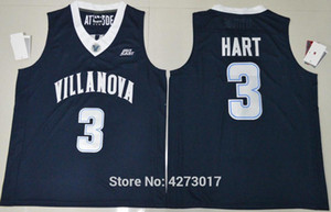 Men Sale 3 Josh Hart College Jersey Villanova Wildcats Basketball Jerseys Navy Blue Stitched Sports Uniforms Hot Ncaa