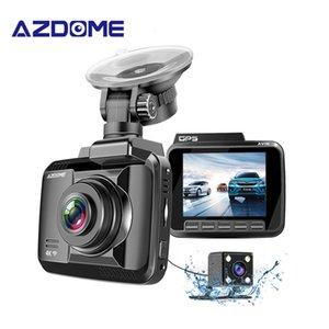 DVR Dash Camera AZDOME GS63H 4K 2160P Dual Lens Built in GPS WiFi FHD 1080P Front + VGA Rear Camera Car DVR Recorder