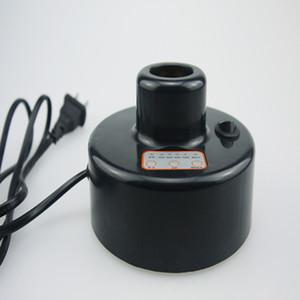 E27 المنزلية UV قاعدة مصباح 110V 220V قاعدة المسمار LED الأسود مع تشغيل مؤجل وتوقيت وظيفة