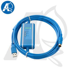 USB-AFC8513 Cable Compatible Panasonic FP0 FP2 FP-X Series PLC Programming Cable USB-AFC8503 USB AFC8513