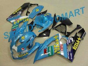 Molde de injeção Carroçaria Para SUZUKI GSXR1000 05 06 GSXR-1000 GSX-R1000 K5 GSXR 1000 2005 2006 05 06 Carenagem Kit Corpo SD014