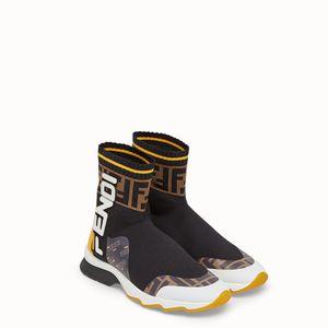Designer Femme Nouveau sur le genou bottes cuissardes chaussettes en laine stretch bottes étoiles dame hiver chaussures de haute qualité par chaussures