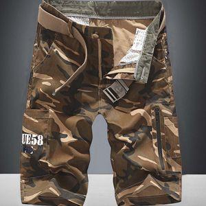 2020 Fashion Mens Designer Shorts Military Camouflage Style Short Pants Summer Mens Slim Pants Overalls Mens Short Size 29-40