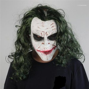 Costume Accessories Apparel Joker Halloween Designer Mask Fashion Style Festival Homme Clothing Movies Satars Mardi Gras Carnival Casula