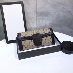 2020 brand fashion luxury designer womens bags Super long twenty percent genuine leather style wallet