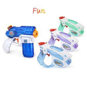 Pistola giocattolo Landzo pistola di acqua per i bambini di età Squirt Toy partito esterno Sand Beach Water Toys FWSAHG