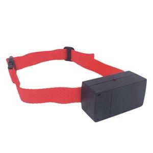 사운드 컨트롤 껍질 터미네이터 안티 짖는 개 트레이너 훈련 장치 없음 - 짖는 개 목걸이 음성 활성화 애완 동물 컨트롤 칼라