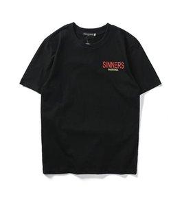 Mens Womens 100% Cotton brand fashion luxury designer T-Shirts Polos Tees Fashion Brand New Casual Shirts Poloshirt