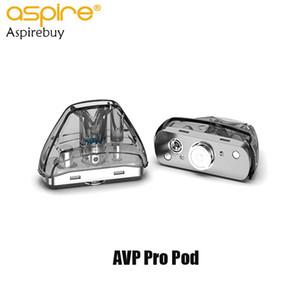 Aspire AVP Pro Pod 4.0ml Kartuş Aspire AVP Pro Kiti Otantik için AVP Pro Bobin 1.15ohm Mesh Bobin 0.65ohm sığdırmak