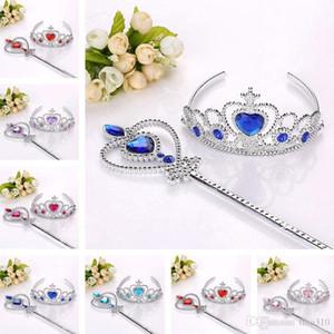 Alta calidad mágica varita Pretty Baby Girls 6 colores niña pelo de los accesorios 100sets / lot T2I023