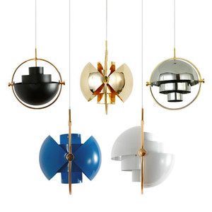 Современный Металл Полукруглый Подвеска Свет золотой подвески лампы для гостиной Спальня Магазин Бар Светильник Декор Лампа PA0040