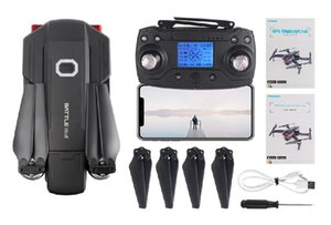 RCtown X46G GPS portatile 5G WiFi FPV con 4K Dual Camera Brushless RC Drone