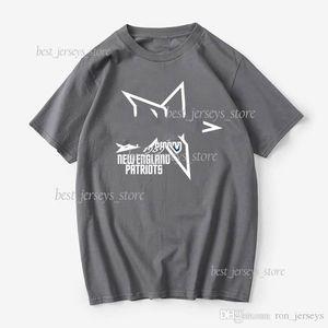 T-shirt Costume décontracté mince Rugby américain anticollision Costume College de rugby vêtements pour hommes de qualité supérieure Jersey 7
