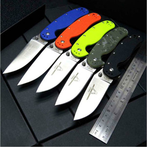 ontario ontariorat R1 folding knife 8Cr13Mov 59-60HRC Camping Survival Folding Knife Gift Knife Outdoor Tools 1pcs Adul