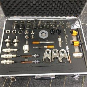 2018 New typeGood Qualität 38pcs Common-Rail-Injektor bauen Werkzeug auseinander Dieselinjektor Absteigen Werkzeuge Common-Rail-Reparatur-Tools