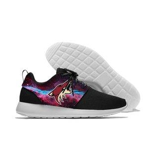 Кроссовки для печати Койоты шаблона Легких дышащей сетки кроссовок для ARI Аризон Поклонников женщин Моды кроссовок женщин 2020