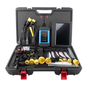 발사 X431 VX431 HD 헤비 듀티 진단 도구 지원 24V 트럭 X431 V + HDIII 스캐너