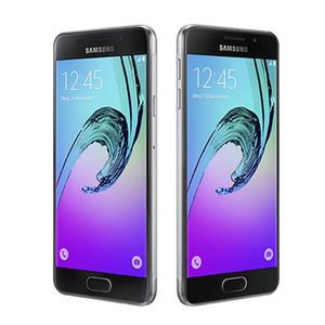 Original Samsung Galaxy A5 2016 A5100 Octa Núcleo 2GB / 16GB 5.2 polegadas 13MP Dual Sim 4G LTE Android Recuperado celular desbloqueado