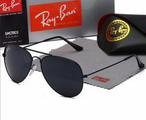 Latest fashion design men's and women's sunglasses Fashion Leisure 2020 gradual Pink Blue Lens men's glasses free of charge