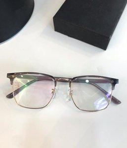 Brille Gläser und 70072 De Mens Frame Womens Clear Myopia Brillen Retro Oculos Lense Grau Männer Frauen und Myopie Brillen Box Fram IJRD