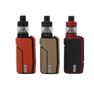 Neue Original Joyetech SPION Silk Kit 2,5 ml NotchCore Tank mit 80 Watt SPION Silk Box Mod Angetrieben durch Eingebaute 2800 Mah Batterie