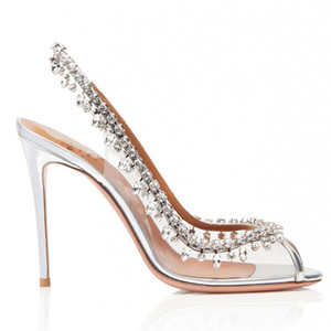 Newest luxury customized Shoes Woman Pumps silver High Heels 12CM stiletto Heel Women Shoes Wedding Shoes Pumps spring girls party footwear