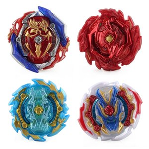 Small Size Burst Spinner Generation Spinning Top Novelty & Gag Toys IV 150 Series B 00 Red And Blue Single Battle Alloy Gyro Toy