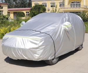 Haute qualité! Couvertures spéciales de voiture pour Jeep Grand Cherokee WK2 2018-2010 protection solaire de voiture étanche, Livraison gratuite